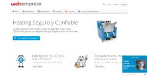 recomendacion hosting para wordpress webempresa