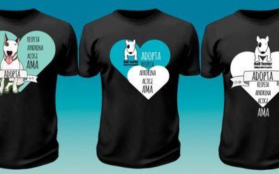 Diseños para Camisetas Bull Terrier
