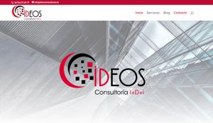 diseño web madrid ideos consultores