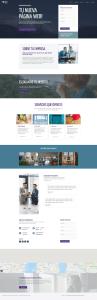diseño web pagina mensual 2