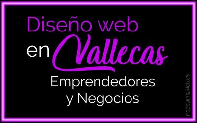 Diseño web en Vallecas