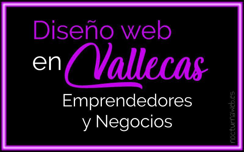 Diseño web en Vallecas
