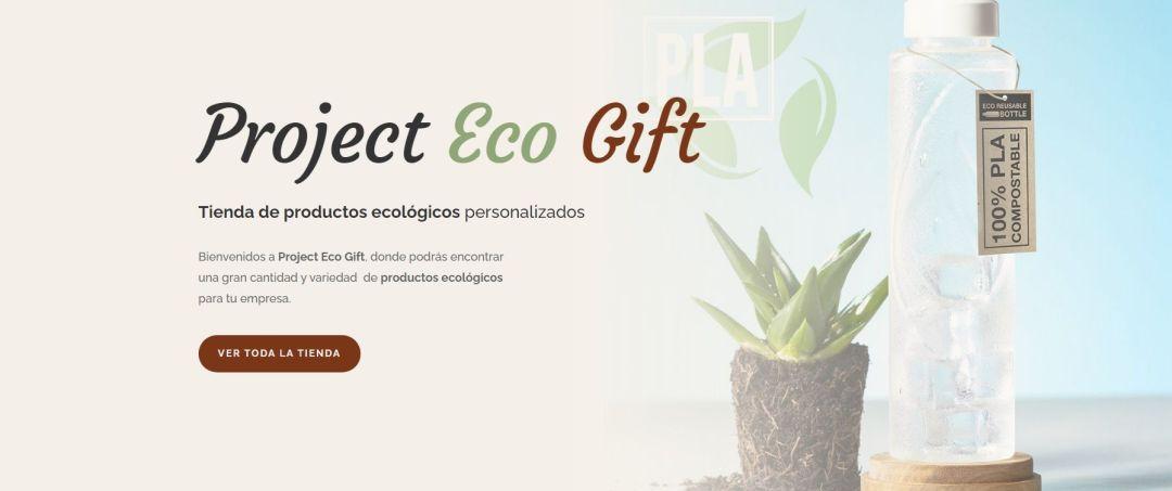 imagen diseño tienda online productos ecológicos