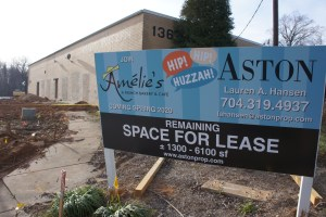 Amelie's plans for mid-July opening of new NoDa space