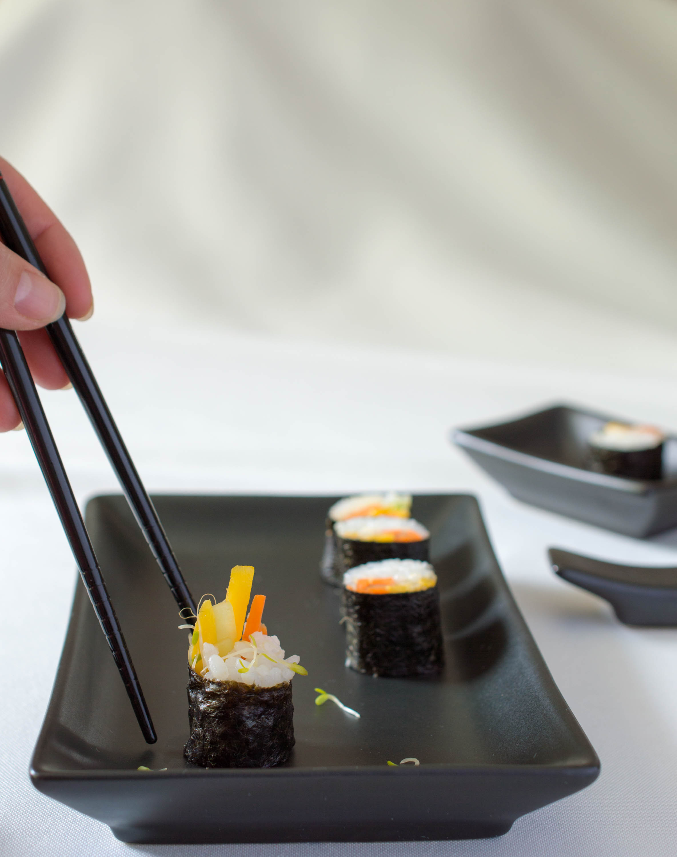 veg sushi12yes