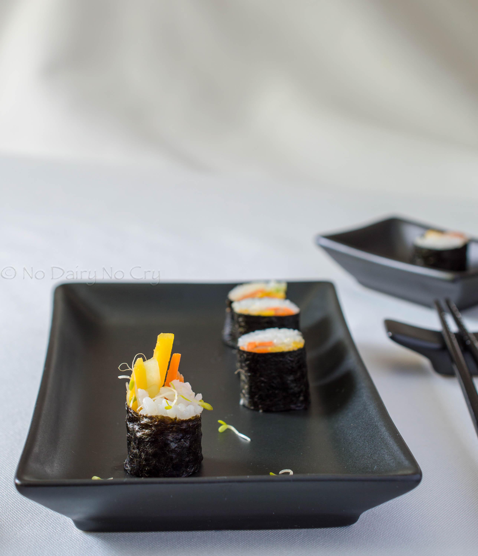 veg sushi9yes