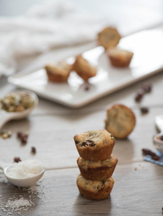 Almond Mini Muffins