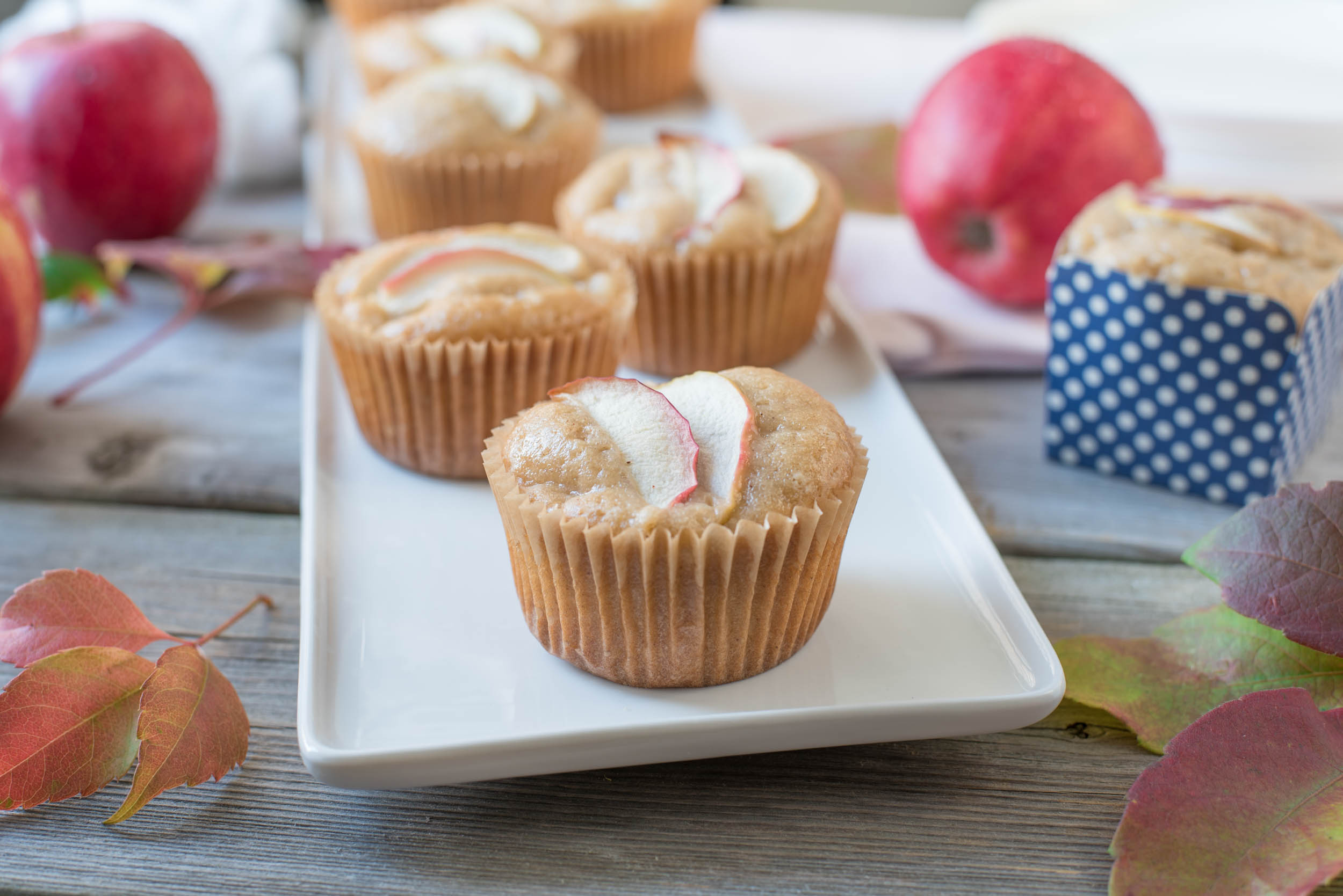 Apple Caramel {Cup}Cakes4