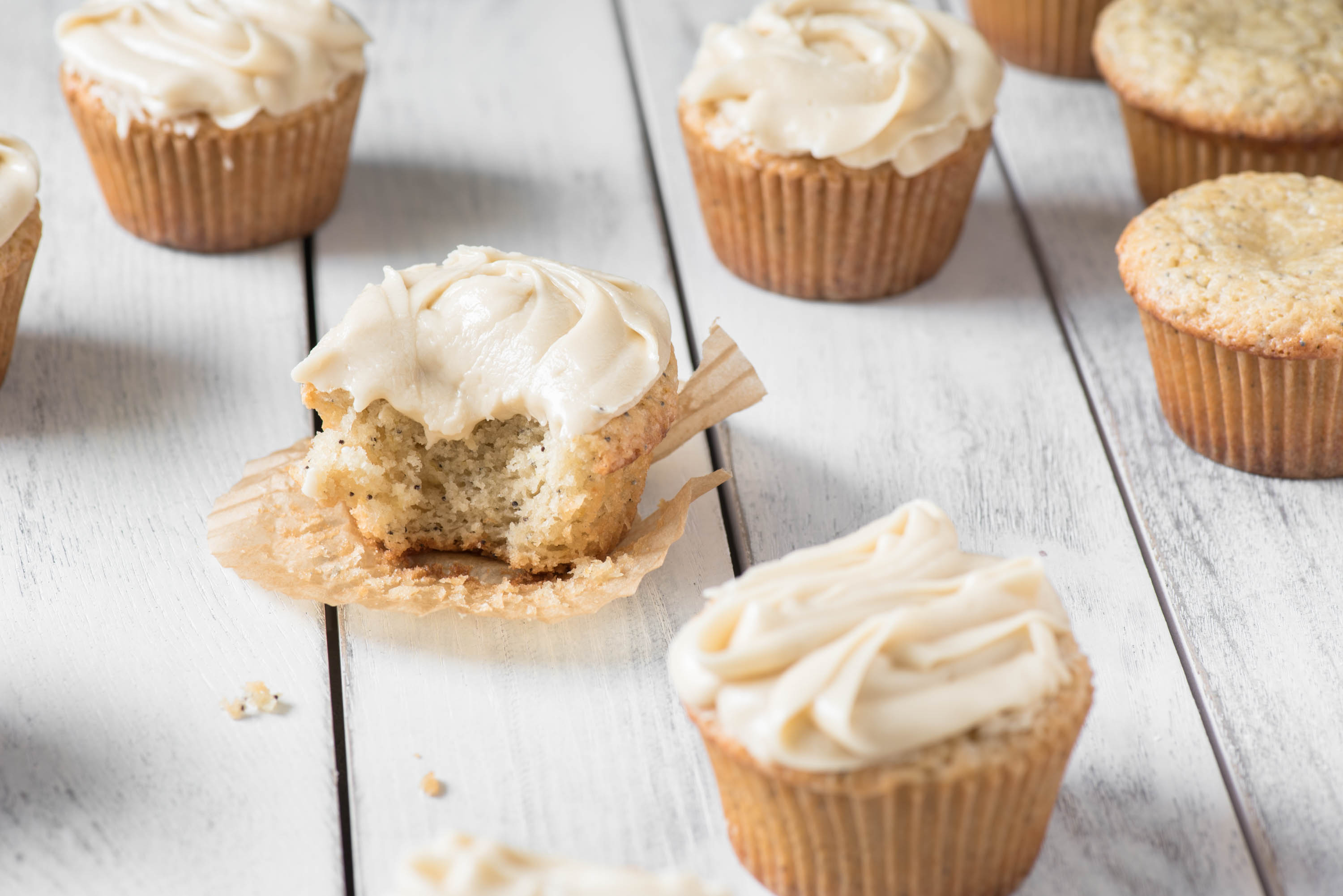 lemon poppyseed cupcakes9