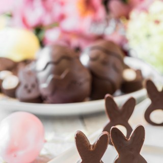 perfect chocolate easter bunnies