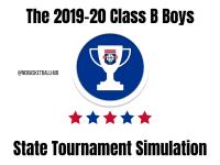 North Dakota Basketball Hub Presents: The 2019-20 State Tournament Simulation