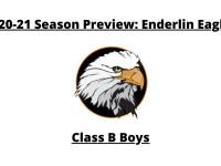 2020-21 Season Preview: Enderlin Eagles