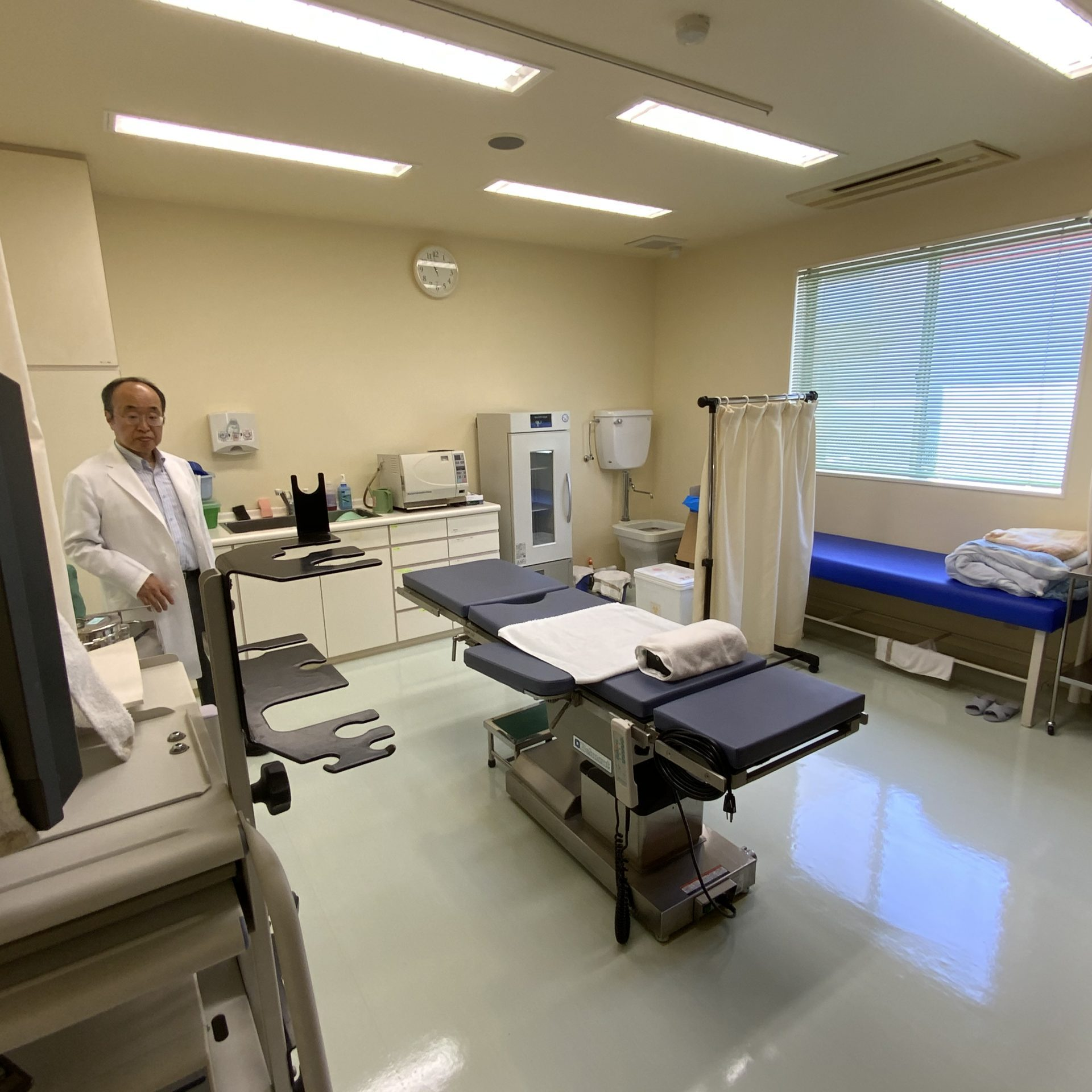 手術・検査室(全景)