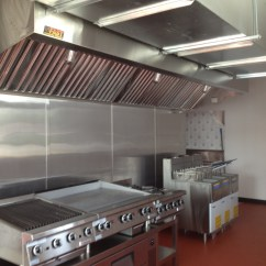 Kitchen Ventilation System Small Islands On Wheels Noddle Sheet Metal And Mechanical