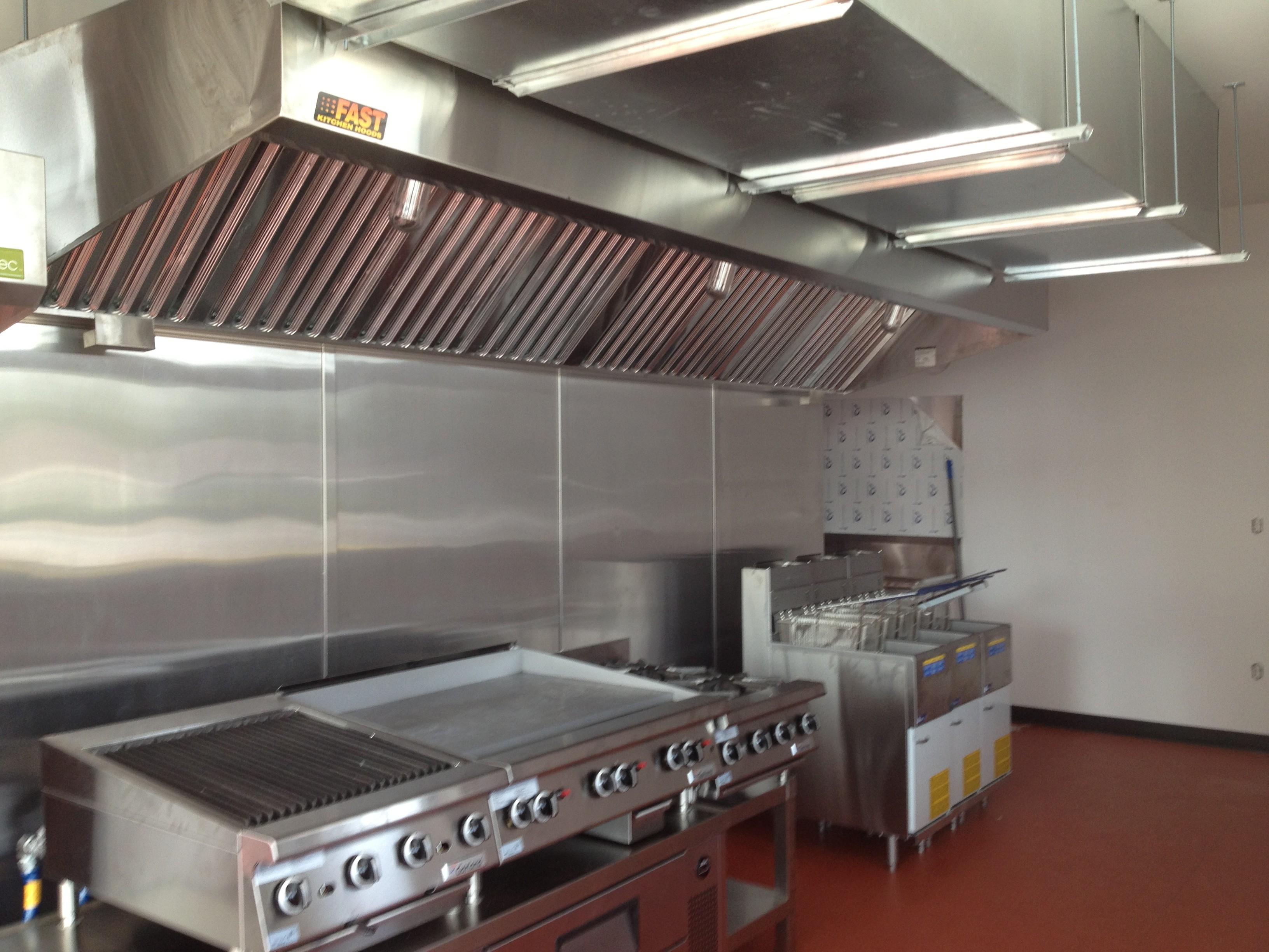 kitchen exhaust systems hutch noddle sheet metal and mechanical