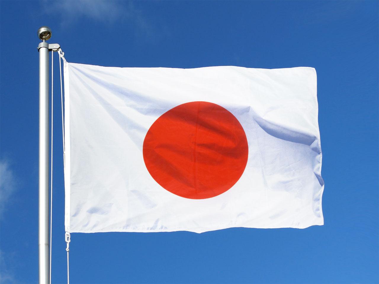 Flag Pro Japan