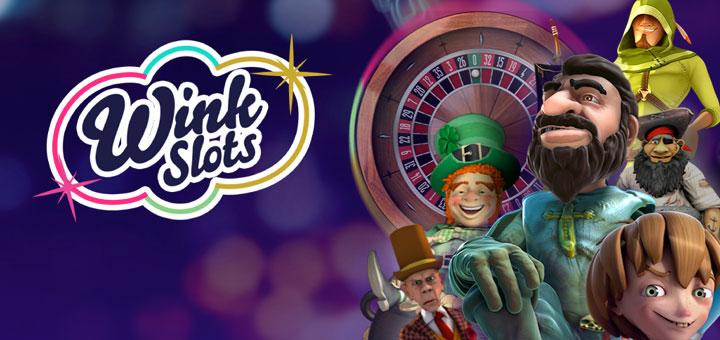 Wink Spins