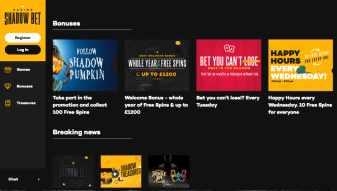 Shadow Bet Casino promotions
