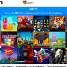 Island Jackpots - games