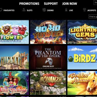 Casino Big Apple - Slots