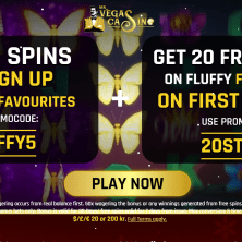 Mr Vegas Casino - Promotion