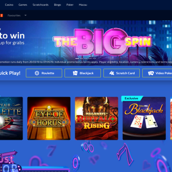 William Hill Casino Club No Deposit