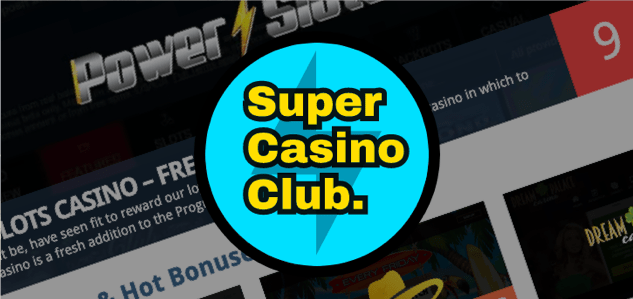 Super Casino Club logo