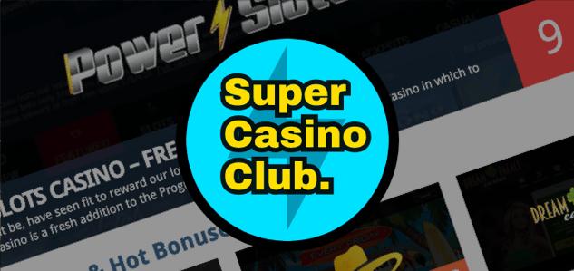 Super Casino Club logo