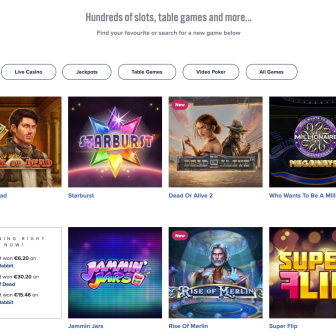 iGame Casino - Games