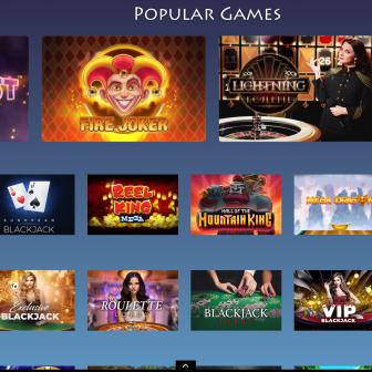 Casino Gods Games
