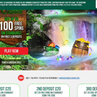 O'Reels Casino Promotions