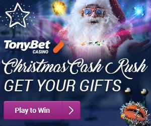 TonyBet Casino Free Spins No Deposit Bonus