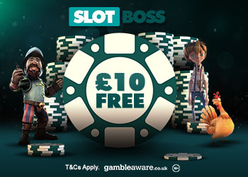 Slot Boss No Deposit Bonus