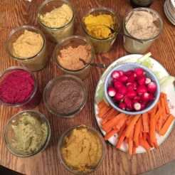 Colourful, seasonal recipes