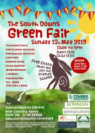 Green Fair Flyer