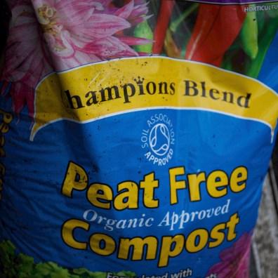 Champions Blend compost