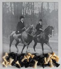 Mueve el caballo - Sara Huete