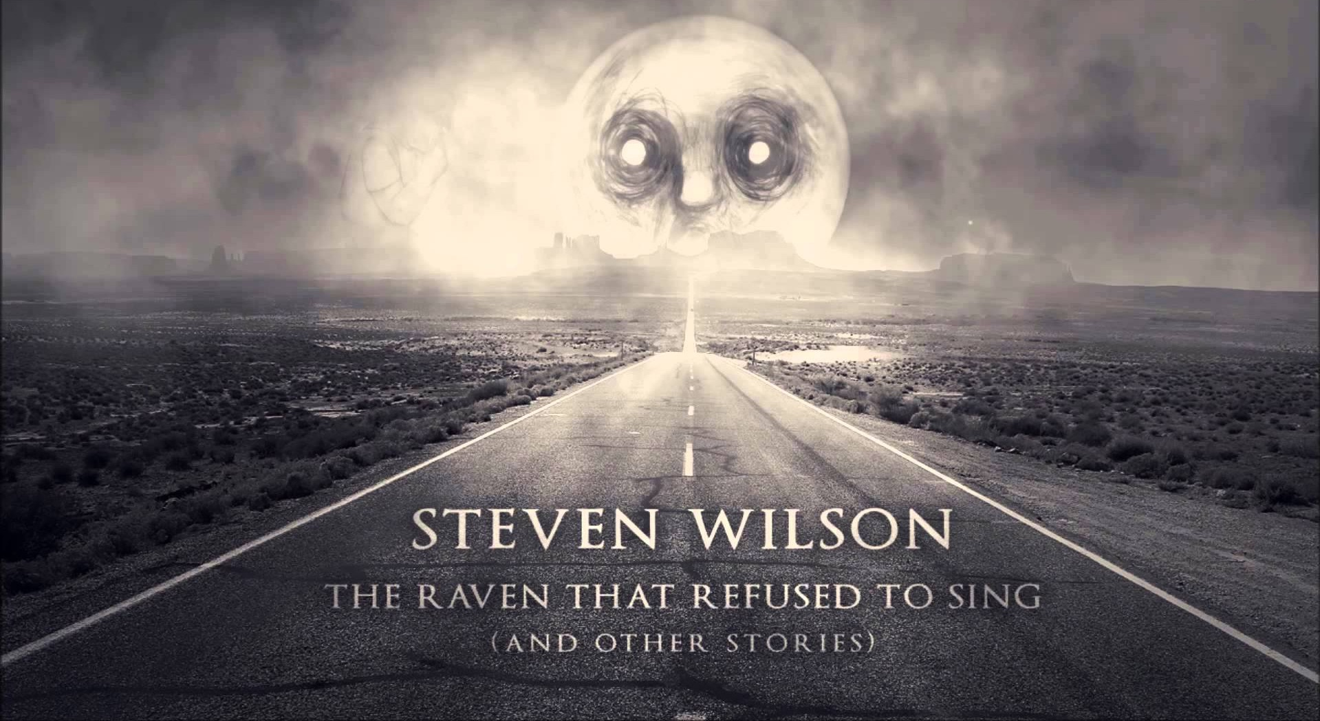Music Blog Cover: The Raven That Refused To Sing by Steven Wilson