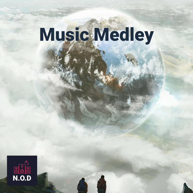 Discover Playlists Artwork: Music Medley