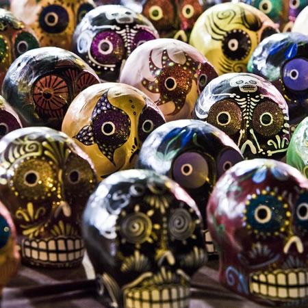 Curso Conocimiento de la tradición del día de muertos