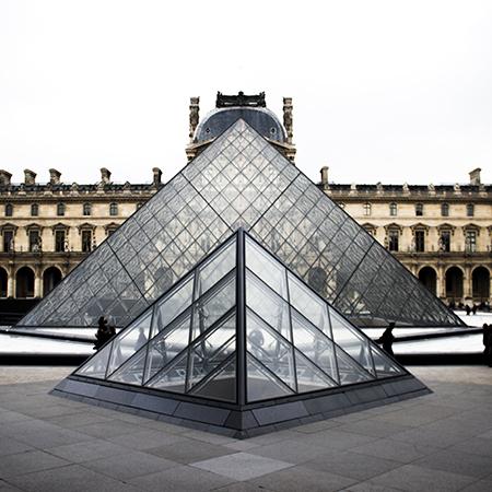 Curso Museo del Louvre