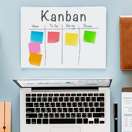 Curso Organización y gestión del trabajo mediante el método Kanban