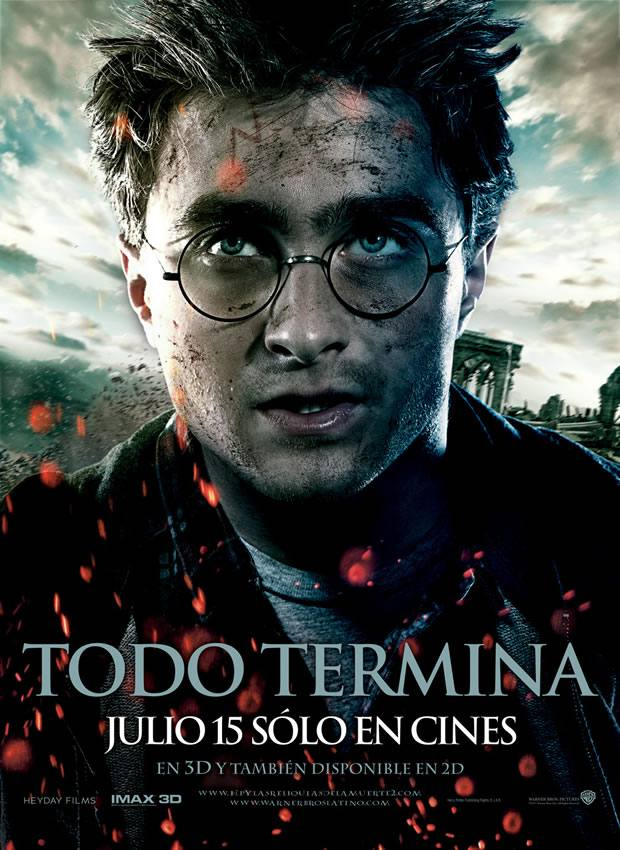Datos curiosos de Harry Potter