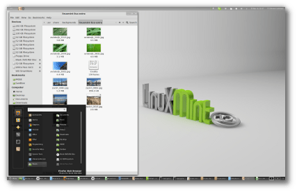 Linux Mint 12 RC