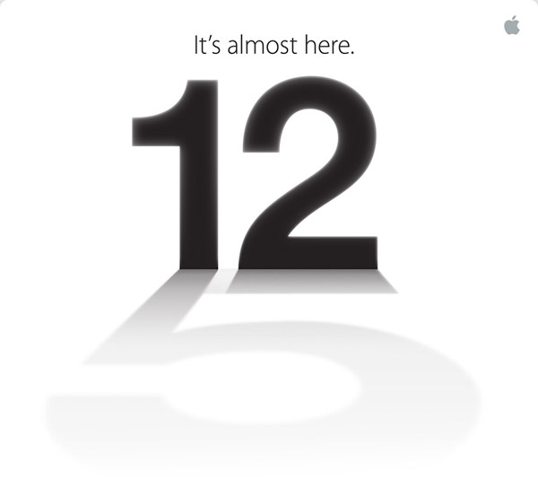 Apple Event 12 Sep