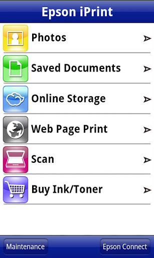 Epson actualiza sus soluciones de impresión móvil