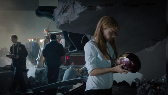 """Marvel's Iron Man 3""..Pepper Potts (Gwyneth Paltrow)..Ph: Film Frame..© 2012 MVLFFLLC. TM & © 2012 Marvel. All Rights Reserved."