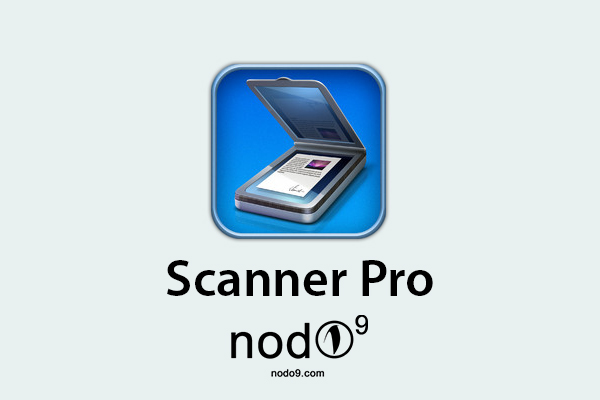 Scanner Pro-Portada