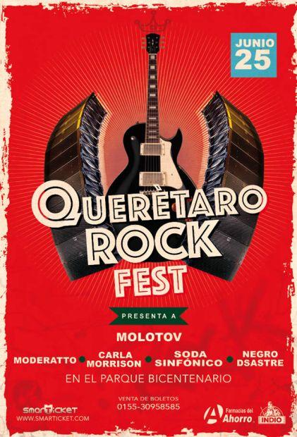 queretaro rock fest