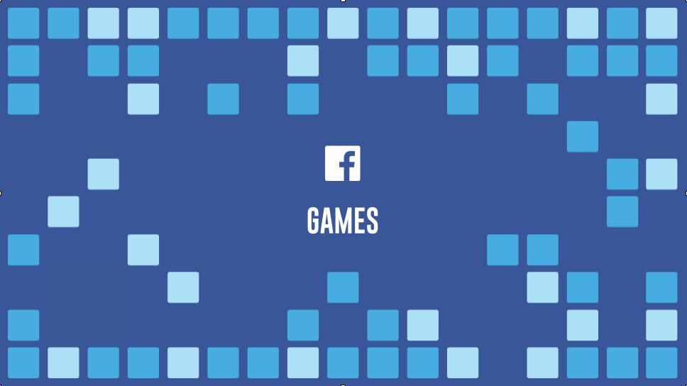 Facebook anuncia Instant Games